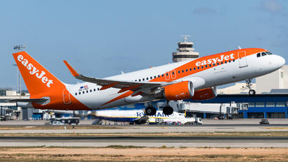 OE-IND - easyJet Airbus A320