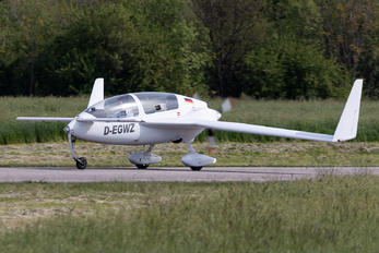 D-EGWZ - Private Gyroflug SC-01B-160 Speed Canard