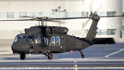 1303 - Poland - Air Force Sikorsky S-70I Blackhawk