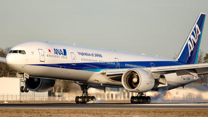 JA786A - ANA - All Nippon Airways Boeing 777-300ER