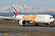 A6-EPO - Emirates Airlines Boeing 777-31H(ER) aircraft