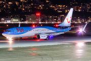 G-TAWS - TUI Airways Boeing 737-800 aircraft