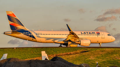 CC-BFT - LAN Airlines Airbus A320