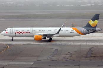 VN-A542 - VietJet Air Airbus A321
