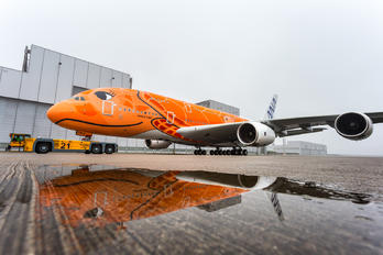 F-WWAL - ANA/ANK - Air Nippon Airbus A380