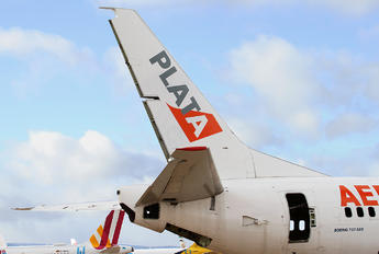 VP-BXV - Private Boeing 737-500