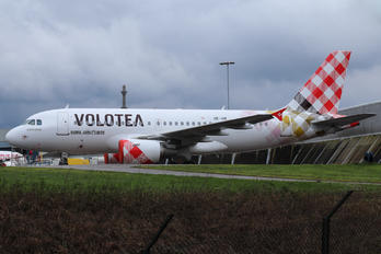 OE-IIN - Volotea Airlines Airbus A319