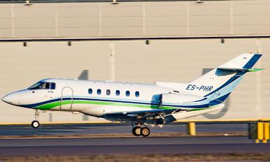 ES-PHR - Panaviatic Hawker Beechcraft 750
