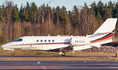 CS-LTJ - NetJets Europe (Portugal) Cessna 680A Latitude