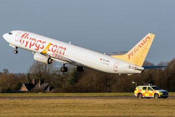 TC-CPA - Pegasus Boeing 737-800