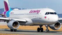 OE-IEU - Eurowings Europe Airbus A320 aircraft
