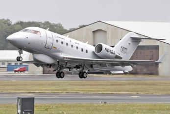 N614BA - Boeing Company Bombardier CL-600-2B16 Challenger 604