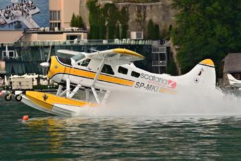 SP-MKI - Private de Havilland Canada DHC-2 Beaver