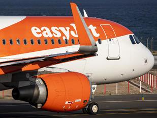 OE-IVB - easyJet Europe Airbus A320