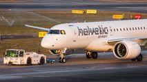 HB-AZB - Helvetic Airways Embraer ERJ-190-E2 aircraft