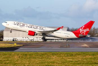 G-VMIK - Virgin Atlantic Airbus A330-200