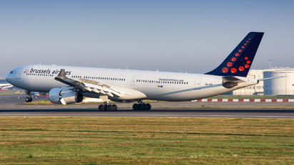 OO-SFF - Brussels Airlines Airbus A330-300