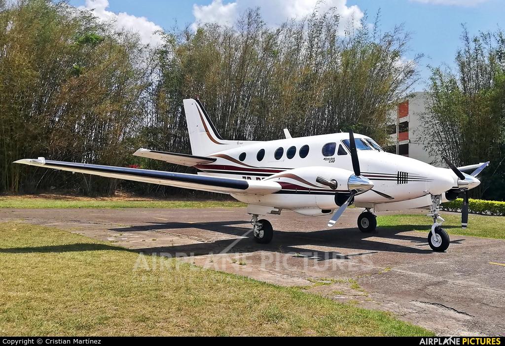 Private ZP-BGR aircraft at Asuncion - Silvio Pettirossi Intl