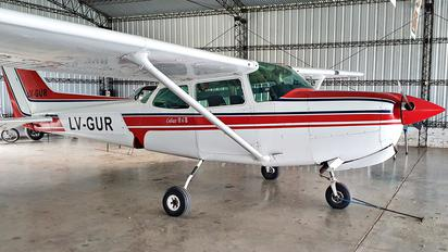 LV-GUR - Private Cessna 172 RG Skyhawk / Cutlass