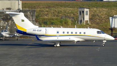 PR-EUF - Private Embraer EMB-550 Legacy 500