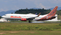9M-LCH - Malindo Air Boeing 737-800 aircraft