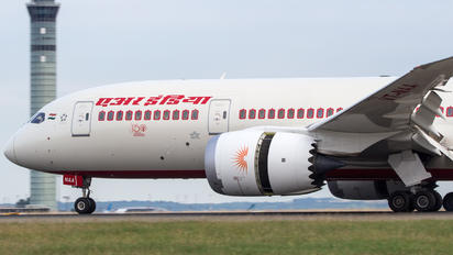 VT-NAA - Air India Boeing 787-8 Dreamliner