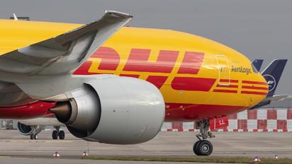 D-AALL - DHL (Aerologic) Boeing 777F