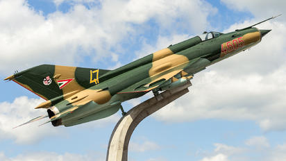 4605 - Hungary - Air Force Mikoyan-Gurevich MiG-21MF