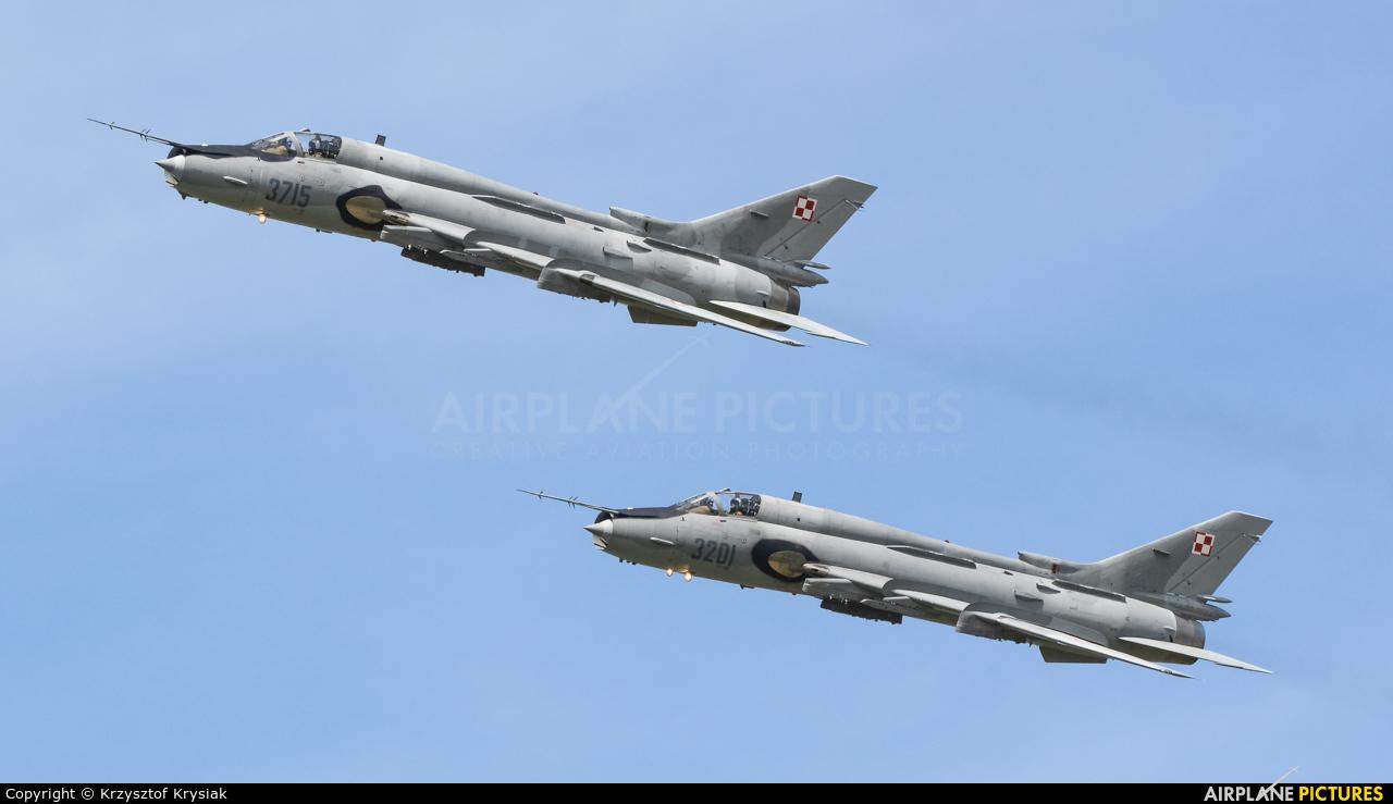 Poland - Air Force 3715 aircraft at Malbork