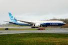 First flight of Boeing 777-9