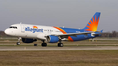 N273NV - Allegiant Air Airbus A320