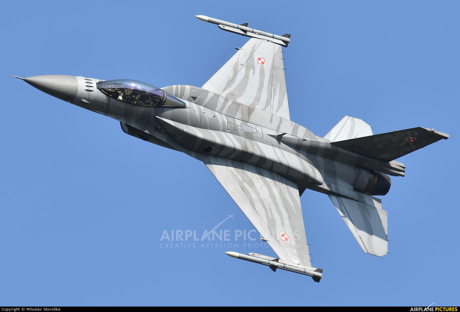 Poland - Air Force 4056 aircraft at Sliač
