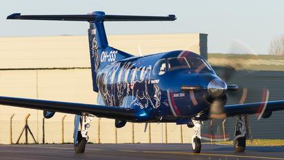 OH-SSS - FLY 7 Executive Aviation SA Pilatus PC-12