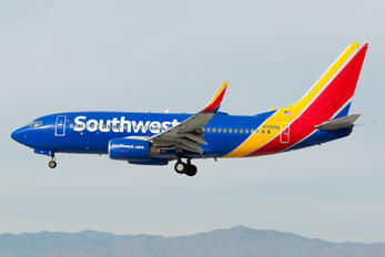 N750SA - Southwest Airlines Boeing 737-700