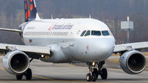 OO-SSH - Brussels Airlines Airbus A319 aircraft