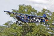 G-DOTW - Private Jabiru MXP-740 Savannah aircraft