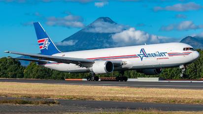 N316CM - Amerijet International Boeing 767-300F