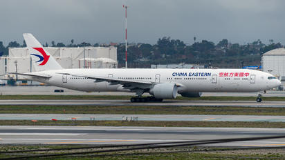 B-2022 - China Eastern Airlines Boeing 777-300ER