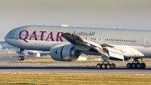 A7-BEQ - Qatar Airways Boeing 777-300 aircraft