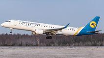 UR-EMC - Ukraine International Airlines Embraer ERJ-190 (190-100) aircraft