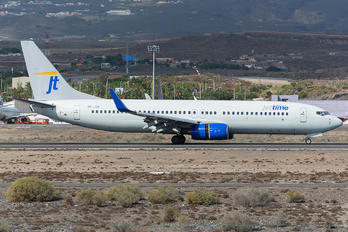 OY-JZK - Jet Time Boeing 737-800
