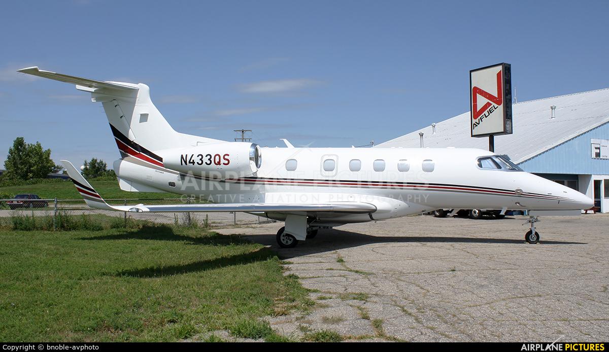 Netjets (USA) N433QS aircraft at Off Airport - Michigan