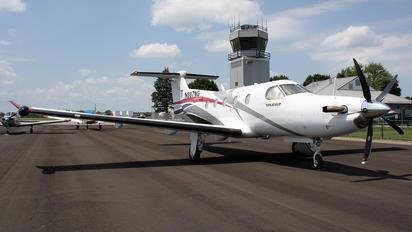 N807NG - Private Pilatus PC-12