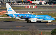 PH-BGF - KLM Boeing 737-700 aircraft