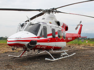 HK-4767 - Helicol Colombia Bell 412
