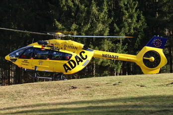 D-HYAN - ADAC Luftrettung Airbus Helicopters H145