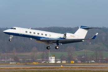 N600J - Private Gulfstream Aerospace G-V, G-V-SP, G500, G550