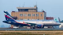 VP-BWF - Aeroflot Airbus A320 aircraft