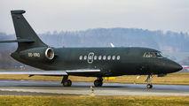 OO-VRO - Abelag Aviation Dassault Falcon 2000LX aircraft