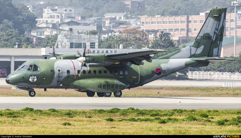 Korea (South) - Air Force 40-092 aircraft at Seongnam AB